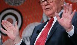 Investeerder Warren Buffett ziet winst licht stijgen