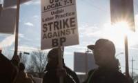 Shell en stakers oliesector VS woensdag weer om tafel