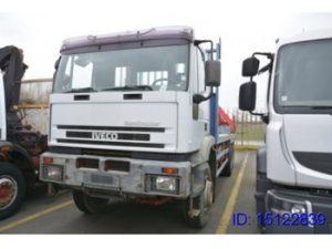 Openbakwagens vrachtwagens
